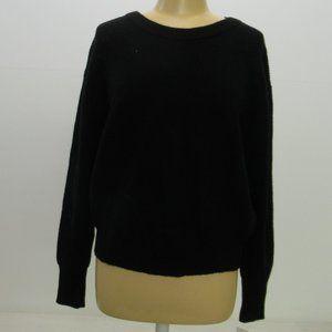 NWT Sophie Rue Classic Black Sweater size Medium